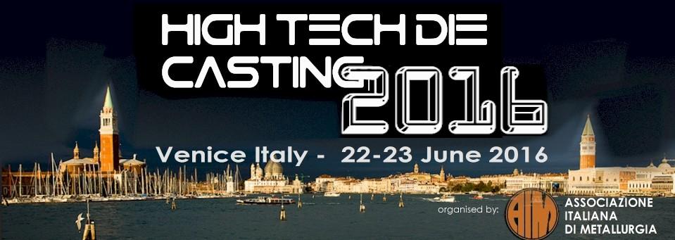 HTDC 2016 – Venezia