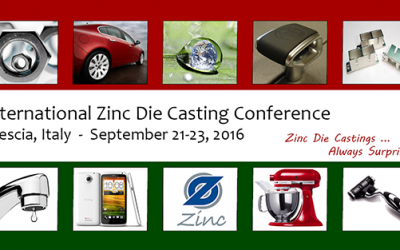PIQ² AT INTERNATIONAL ZINC DIE CASTING CONFERENCE IN BRESCIA