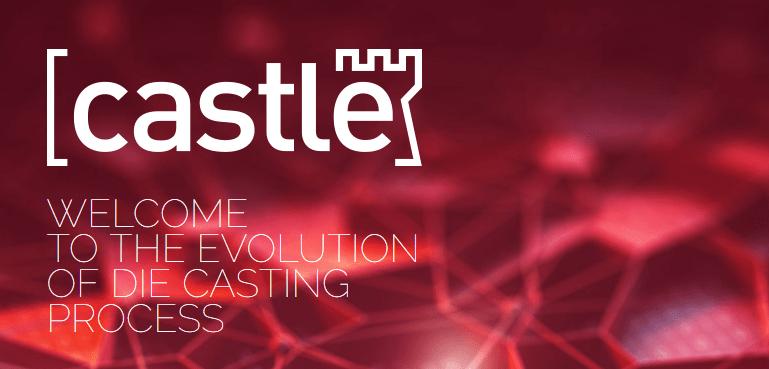 Die casting simulation software: PiQ2 Castle