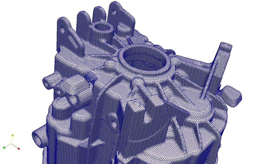 Fluid dynamics simulation: the competitive advantages of Castle by PiQ2