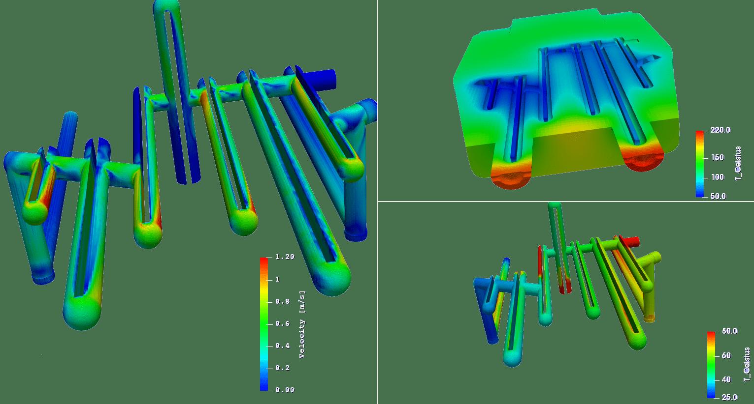 CastleTHERMO: Simulazione Termica