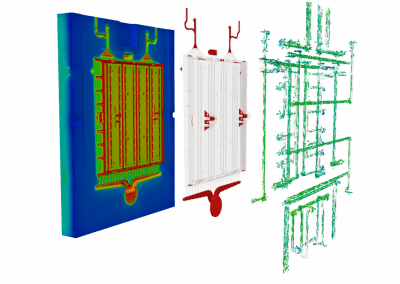 Castle THERMO: Die Casting Simulation Software