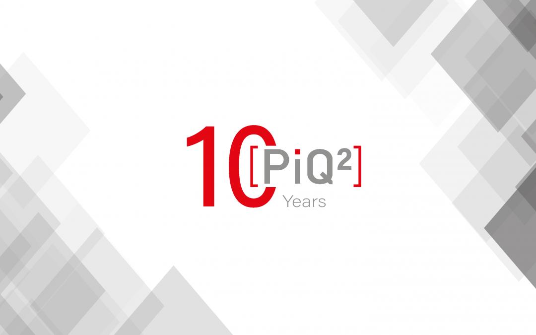 PiQ² festeggia 10 anni