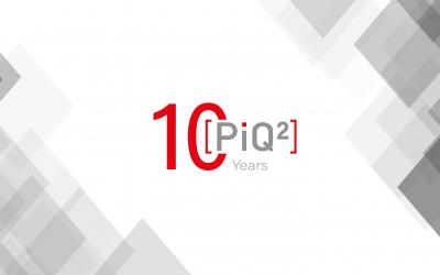 11 maggio 2021: PiQ² festeggia i suoi primi 10 anni di attività.