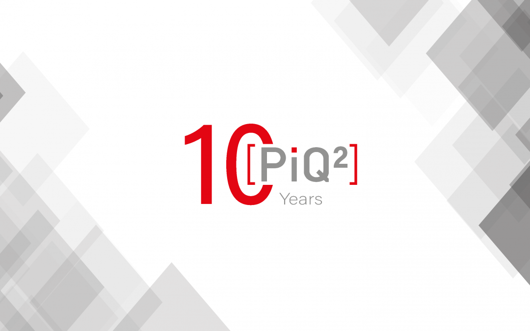 May 11, 2021: PiQ² celebrates the first 10 years of activity