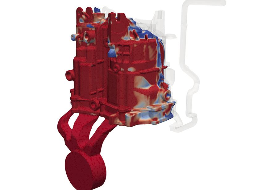 Otomotiv OEM ve Tier 1 için döküm simülasyon yazılımı